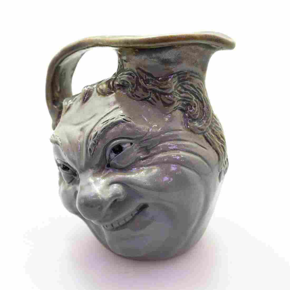 Extremely Rare Martin Brothers Pottery Double-Sided
