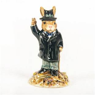 Royal Doulton Prototype Bunnykins Figure, Winston