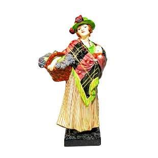 Sweet Lavender HN1373 - Royal Doulton Figurine