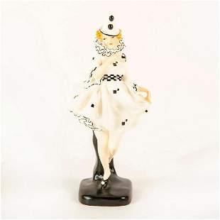 Royal Doulton Art Deco Figurine, Pierrette HN644