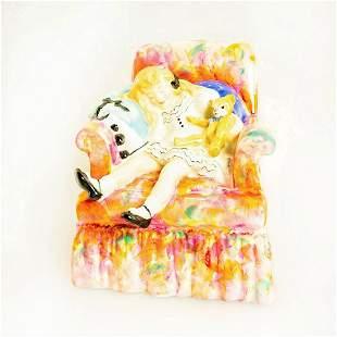 Sleepyhead HN2114 - Royal Doulton Figurine