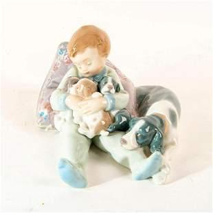 Sweet Dreams 1988/1991 1011535 - Lladro Porcelain