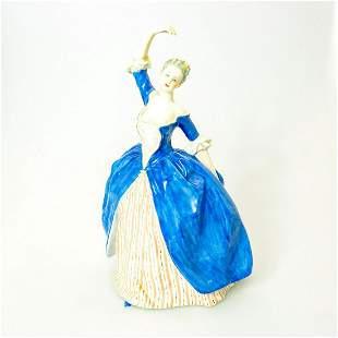 Richard Ginori Capodimonte Style Figurine, Dancer