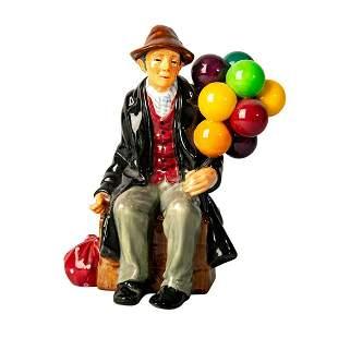 The Balloon Man HN1954 - Royal Doulton Figurine