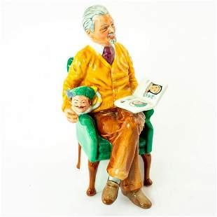 Royal Doulton Figurine, Pride and Joy HN2945