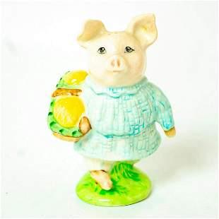 Little Pig Robinson (Striped Pajamas) - Beswick -