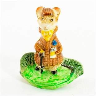Beswick Kitty McBride Figurine, The Racer 2528