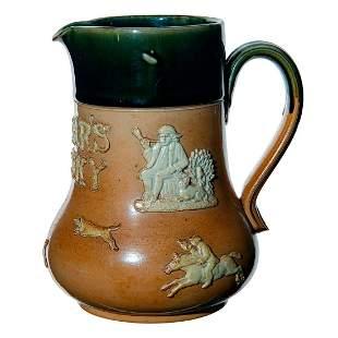 Royal Doulton Stoneware Dewars Whisky Jug