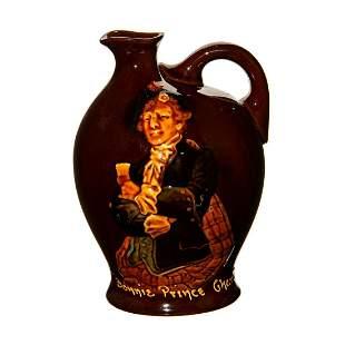 Royal Doulton Bonnie Prince Charlie Dewar's Whiskey