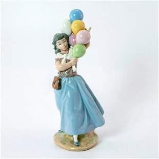 Balloons For Sale 1005141 - Lladro Porcelain Figurine