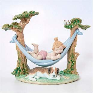Little Napmates 1006853 - Lladro Porcelain Figurine