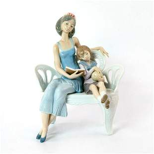 Once Upon a Time 1005721 - Lladro Porcelain Figure