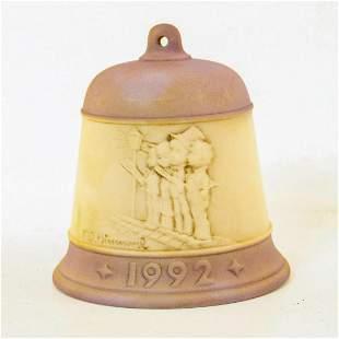 Goebel Hummel Christmas Bell 1992