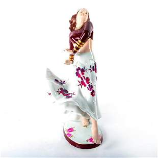 Royal Dux Bohemia Prestige Figurine, Spanish Dancer