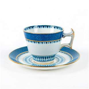 Vintage Booths Silicon China Cup And Saucer