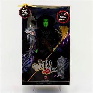 Mattel Barbie Doll, Wicked Witch Of The West, Pink