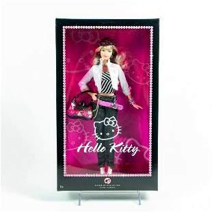 Mattel Barbie Doll, Hello Kitty Barbie