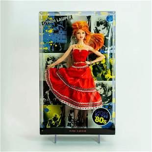 Mattel Barbie Doll Collector, Cyndi Lauper