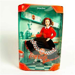 Mattel Barbie Doll Collector Edition, Coca-Cola