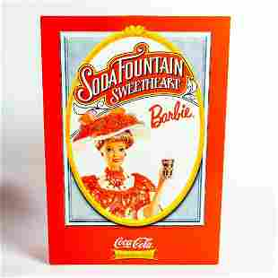 Mattel Barbie Doll, Soda Fountain Sweetheart