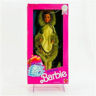 Mattel Barbie Doll, Eskimo, Second Edition