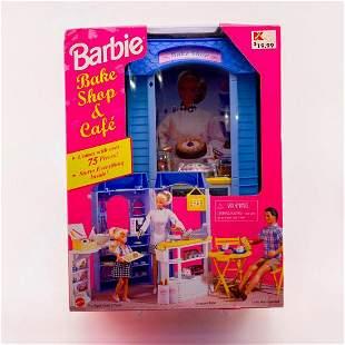 Mattel, Barbie Bake Shop & Cafe