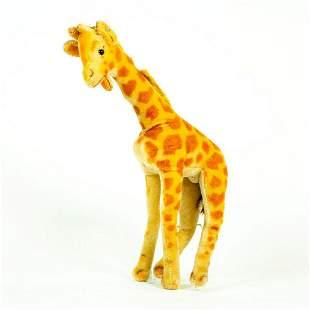 """Steiff 19"""" Steiff Toy Giraffe"""
