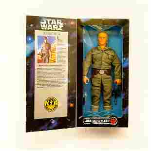 Star Wars Collectible Toy Action Figure, Luke Skywalker