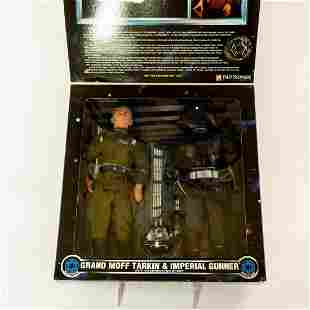 Star Wars Collectible Toy-Grand Moff Markin, Imperial