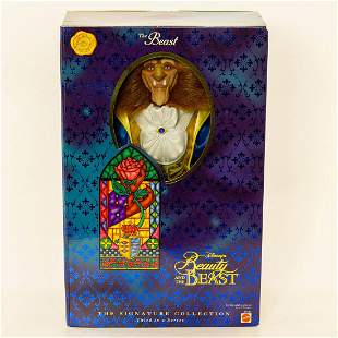 Mattel Disney's Beauty And The Beast Doll, The Beast