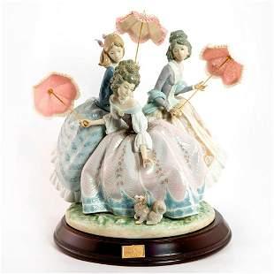 Three Sisters 1001492 LTD - Lladro Porcelain Figure