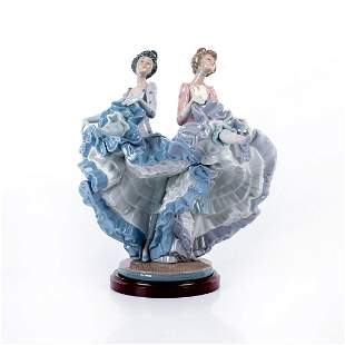 Can-Can 1005370 - Lladro Porcelain Figurine