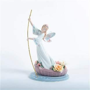 Lladro Figurine, Enchanted Lake 01007679