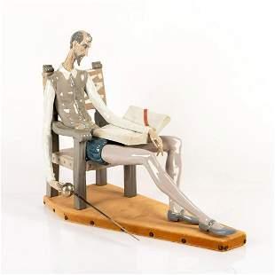 Don Quixote 1001030 - Lladro Porcelain Figure