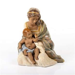 Loving Mother 01012409 - Lladro Porcelain Figurine