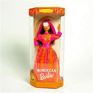 Moroccan Barbie Doll