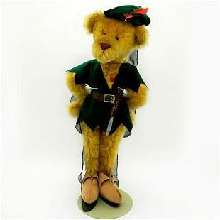 A Bear with a Heart, Hannah Limited Edition Teddy Bear