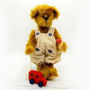 A Bear with a Heart, Harry Limited Edition Teddy Bear