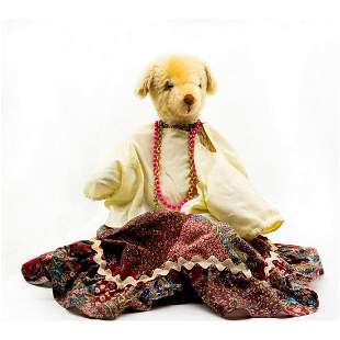 Barbara's Original, Limited Edition Bohemian Teddy Bear