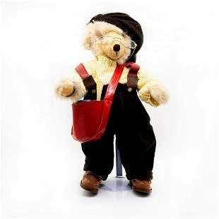 Barbara's Original, Limited Edition Phineous Teddy Bear