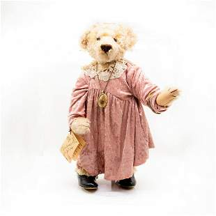 Barbara's Originals Honey Cup Bears Teddy Bear, Aunt
