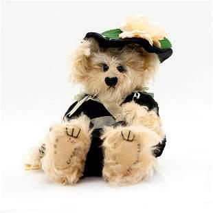 Barbara's Originals Honey Cup Bears Teddy Bear, Ceara
