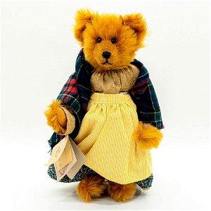 Pearls Teddy Bear, Molly Malone