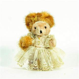 Vintage Teddy Bear, Unmarked