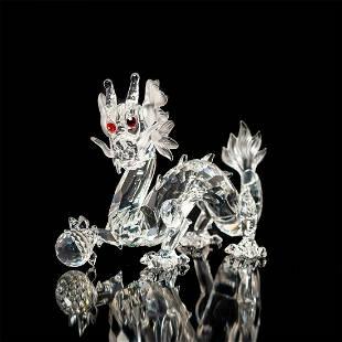 Swarovski Crystal Figurine, The Dragon