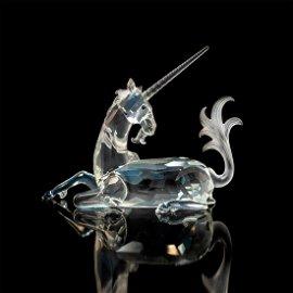 Swarovski Crystal Figurine, The Unicorn