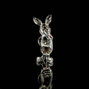 Swarovski Crystal Figurine, Disney Piglet