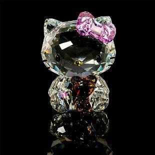 Swarovski Crystal Figurine, Hello Kitty Bear 1096879