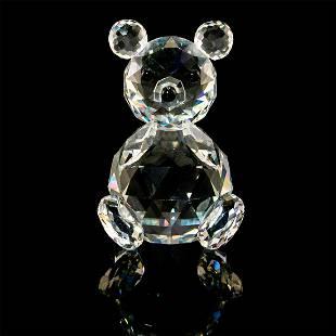 Swarovski Crystal Figurine, Large Bear 10009