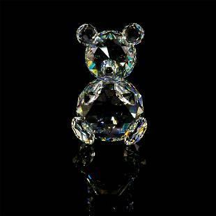 Swarovski Figurine, Small Bear 012262